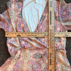 Tacera Dresses - Tacera floral dress